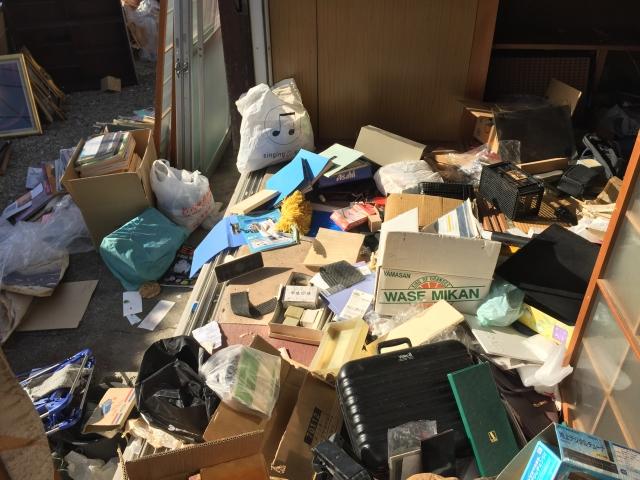 汚部屋清掃 分割支払い